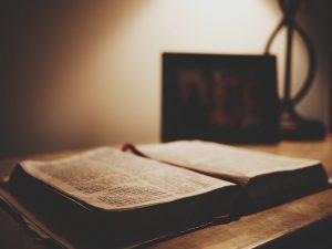 Bibel Nicht mehr rauchen